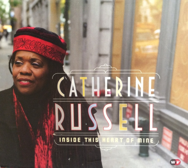 Catherine Russell Inside This Heart of Mine cover art