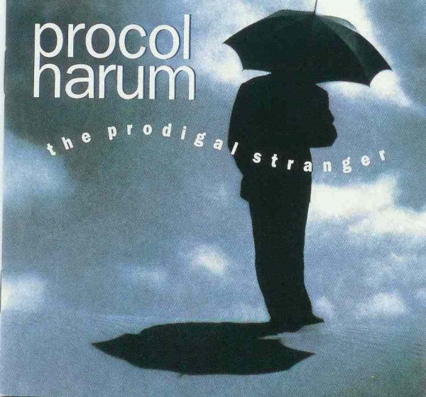 Procol Harum The Prodigal Stranger cover art
