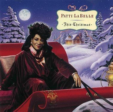 Patti LaBelle This Christmas cover art