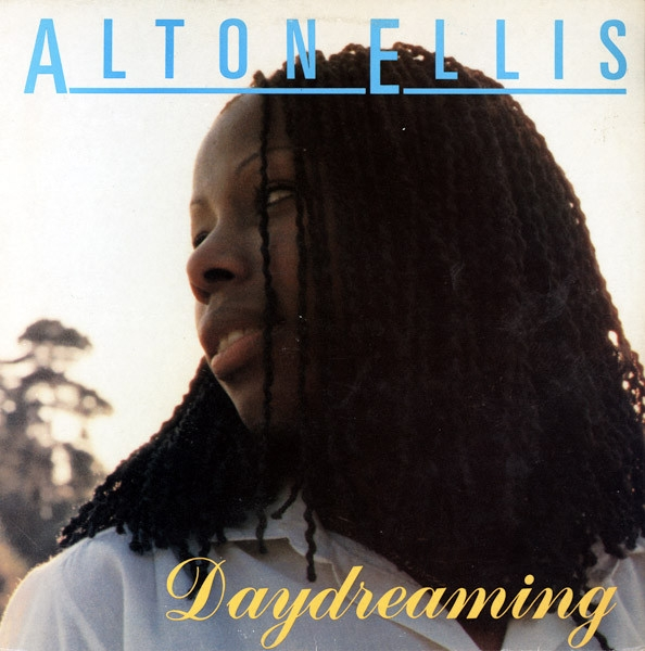Alton Ellis Daydreaming Cover Art