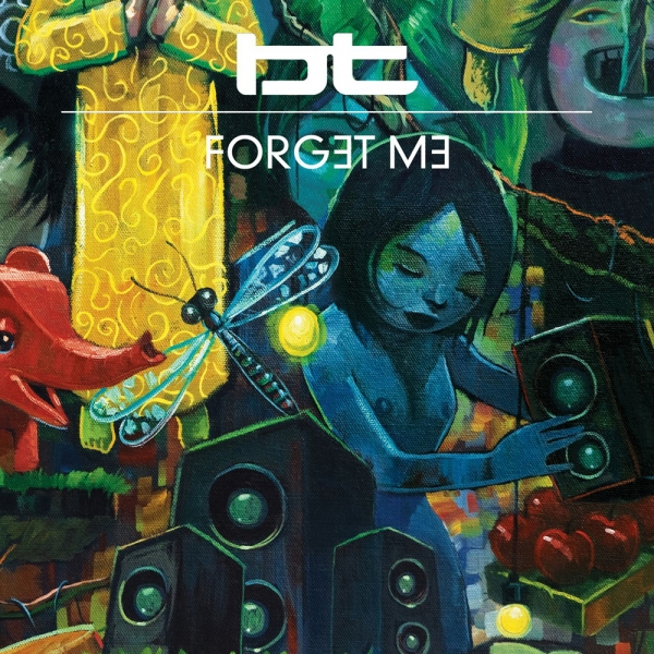 BT Forget Me Cover Art