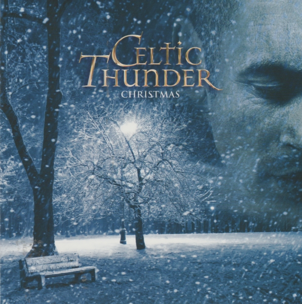 Celtic Thunder Christmas cover art