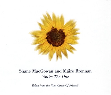 Shane MacGowan You're the One cover art