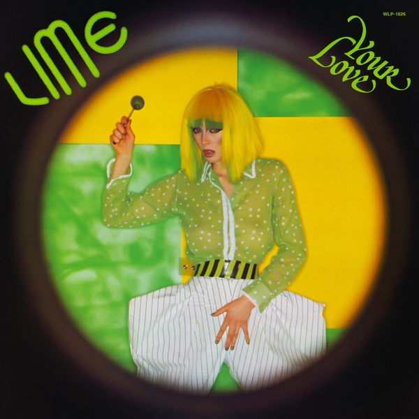 Lime Your Love cover art