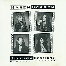 Harem Scarem Acoustic Sessions Cover Art