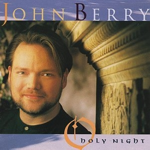 John Berry Oh Holy Night cover art