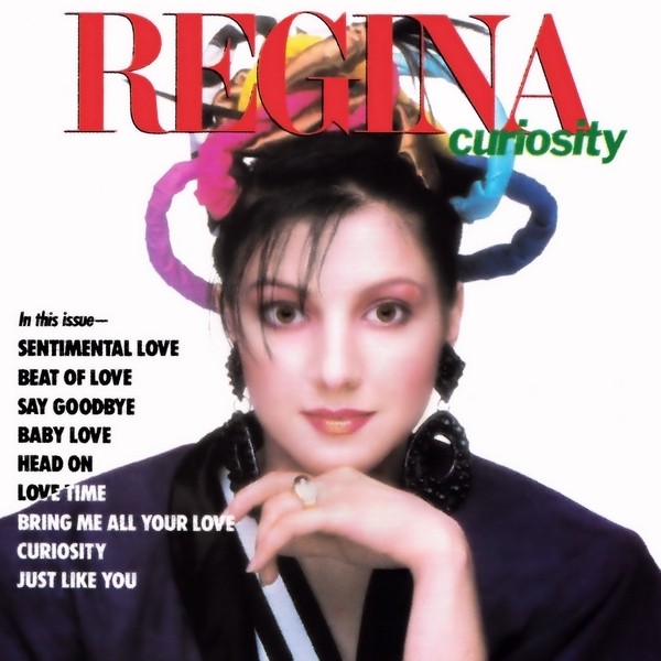 Regina Curiosity cover art