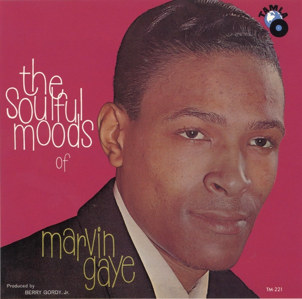 Marvin Gaye The Soulful Moods of Marvin Gaye cover art