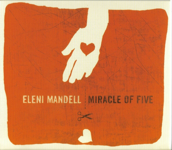 Eleni Mandell Miracle of Five cover art