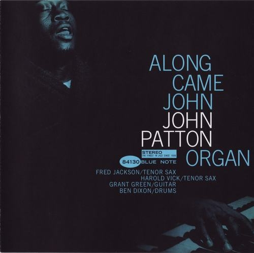 John Patton Along Came John Cover Art