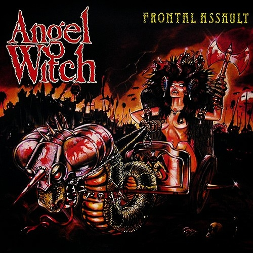 Angel Witch Frontal Assault cover art