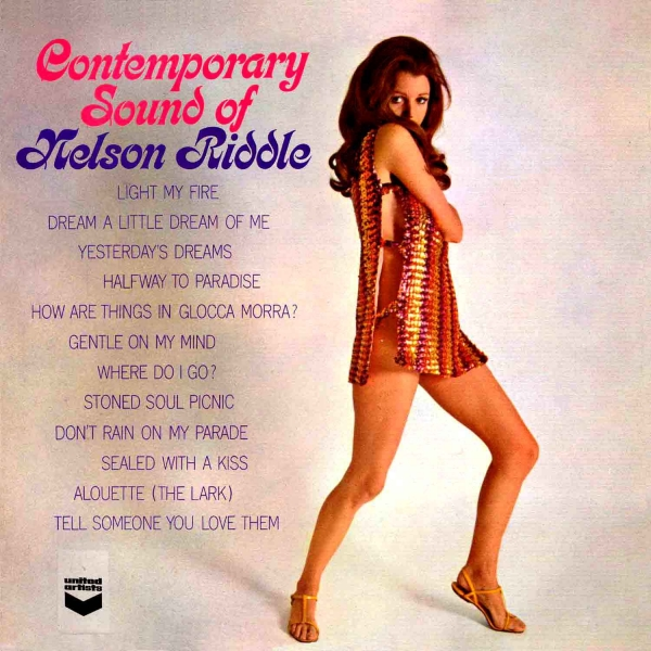 Nelson Riddle Contemporary Sound of Nelson Riddle cover art