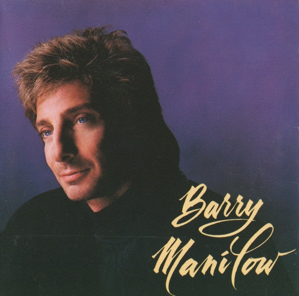 Barry Manilow Barry Manilow Cover Art