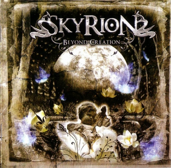 Skyrion Beyond Creation cover art