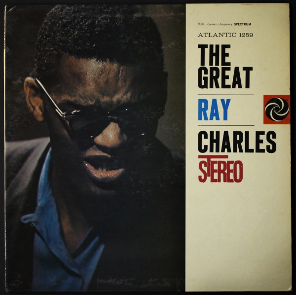 Ray Charles The Great Ray Charles Cover Art