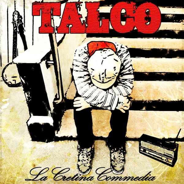 Talco La cretina commedia cover art