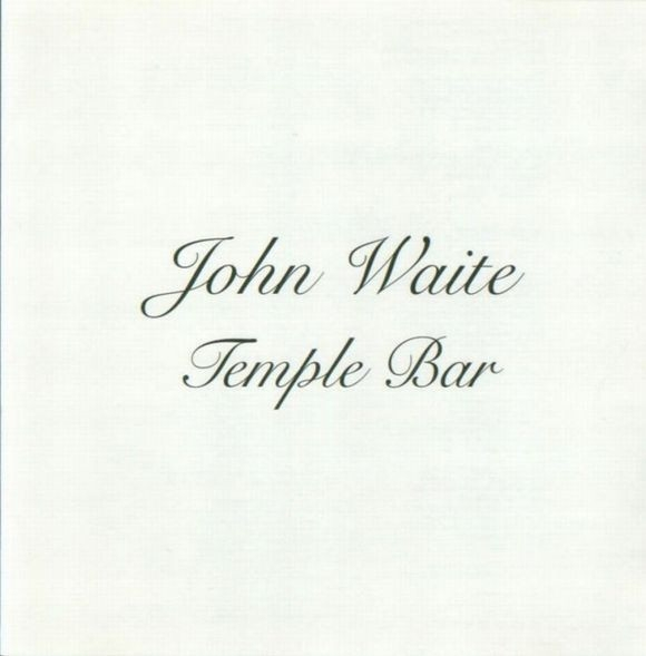 John Waite Temple Bar cover art