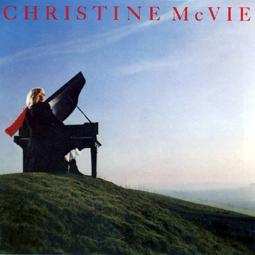 Christine McVie Christine McVie Cover Art