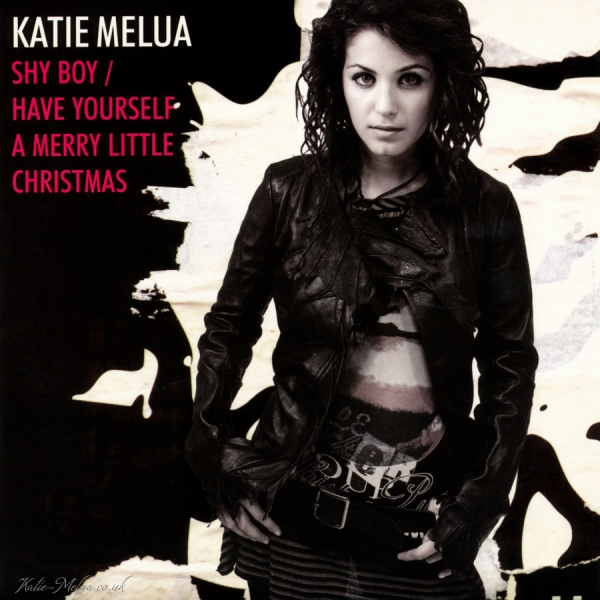 Katie Melua Shy Boy Cover Art