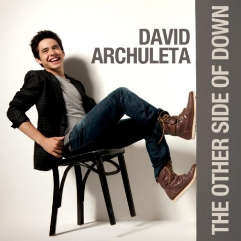 David Archuleta The Other Side of Down cover art