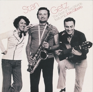 Stan Getz The Best of Two Worlds cover art