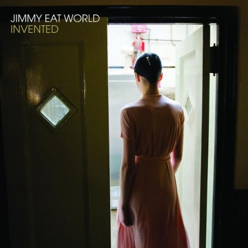 Jimmy Eat World Invented cover art