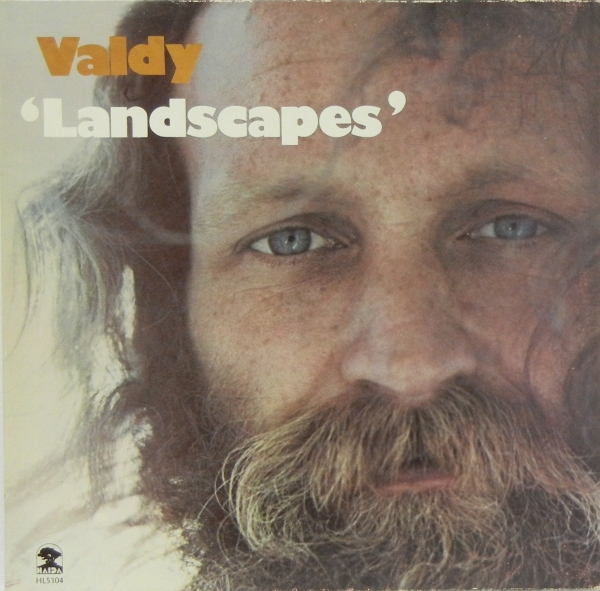 Valdy Landscapes cover art