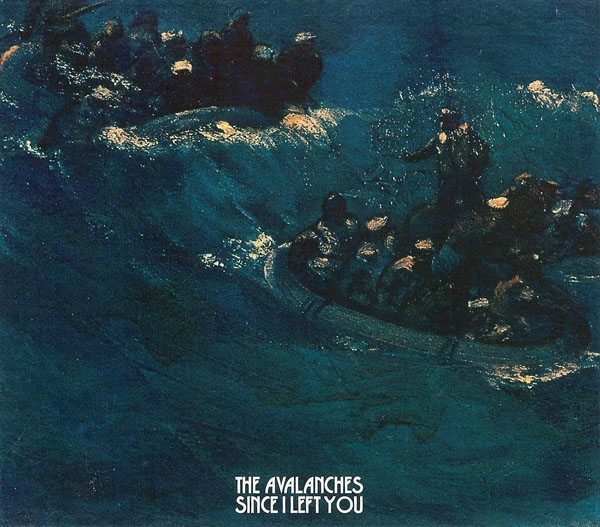 The Avalanches Since I Left You cover art