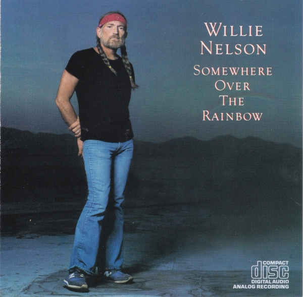 Willie Nelson Somewhere Over the Rainbow cover art
