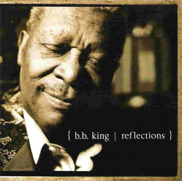 B.B. King Reflections cover art