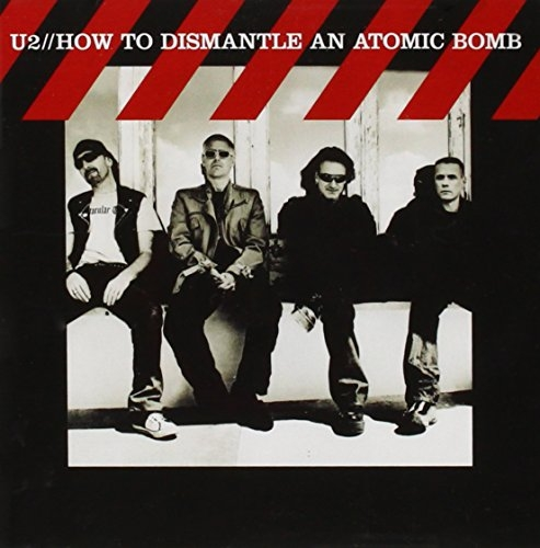 U2 How to Dismantle an Atomic Bomb cover art