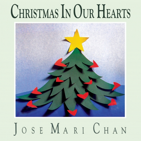 Jose Mari Chan Christmas In Our Hearts Cover Art