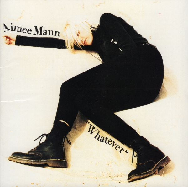 Aimee Mann Whatever cover art