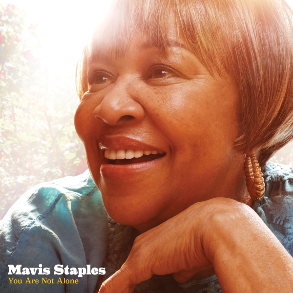 Mavis Staples You Are Not Alone cover art