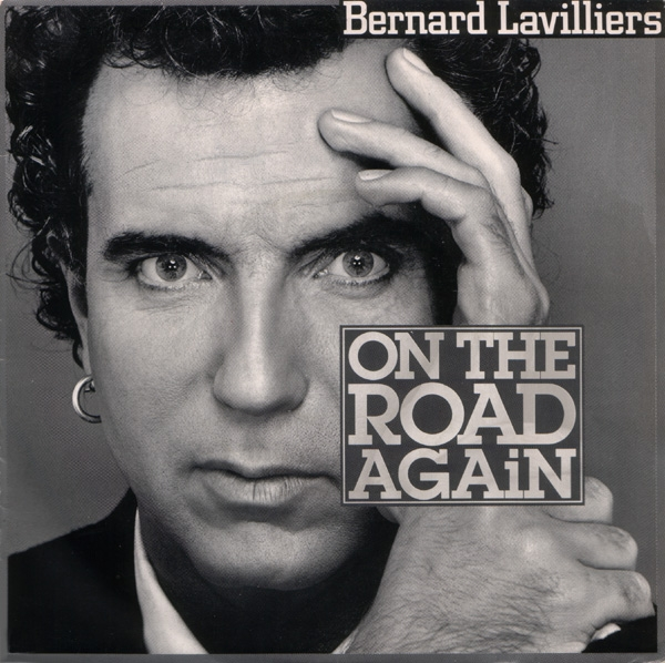 Bernard Lavilliers On the Road Again Cover Art