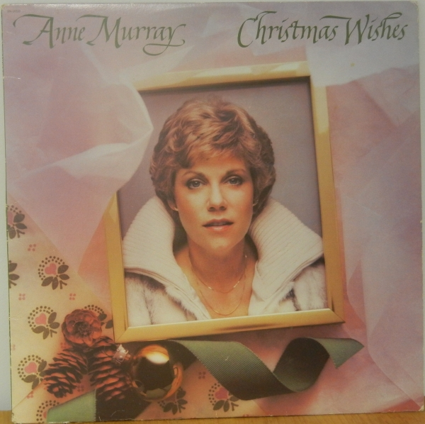 Anne Murray Christmas Wishes cover art
