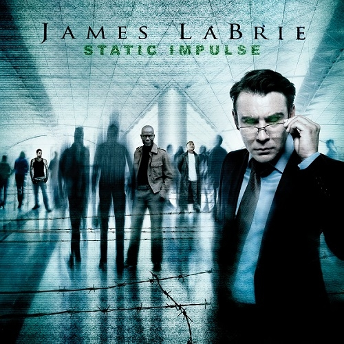 James LaBrie Static Impulse cover art