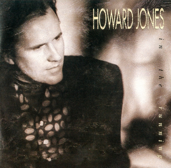 Howard Jones In the Running cover art