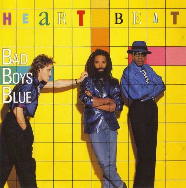 Bad Boys Blue Heartbeat cover art