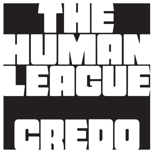 The Human League Credo Cover Art