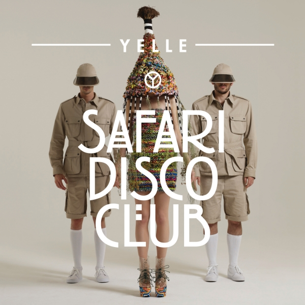 YELLE Safari Disco Club cover art