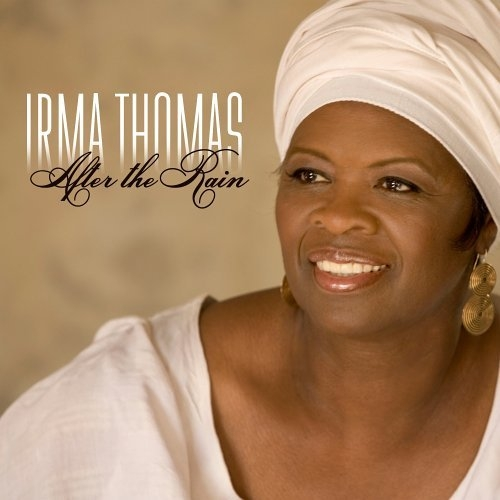 Irma Thomas After The Rain Cover Art
