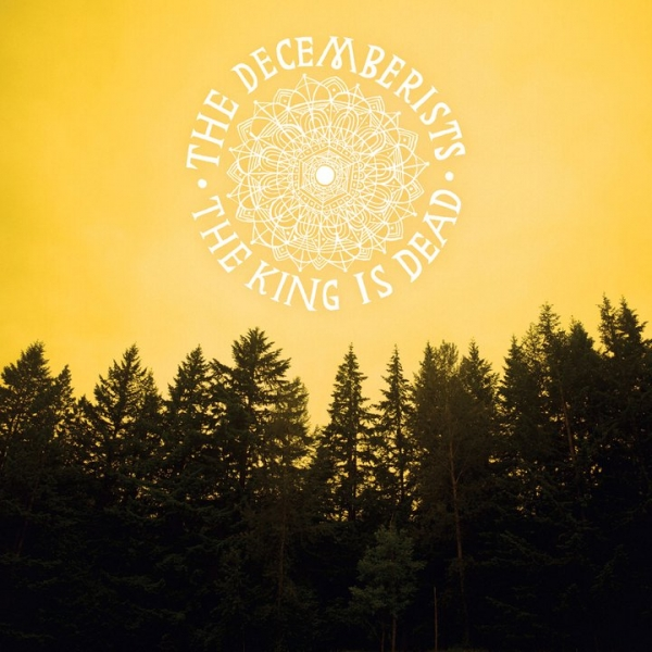 The Decemberists The King Is Dead cover art