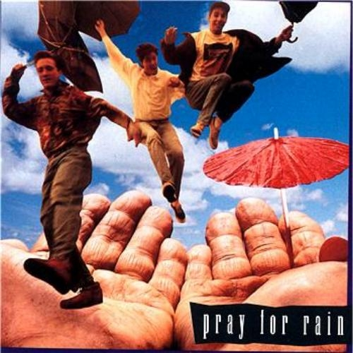 PFR Pray for Rain cover art