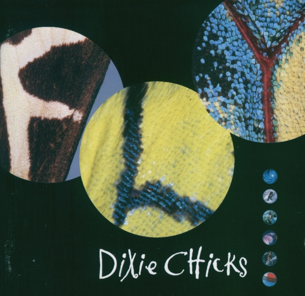 Dixie Chicks Fly cover art