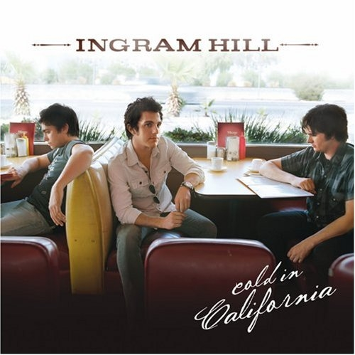 Ingram Hill Cold in California Cover Art