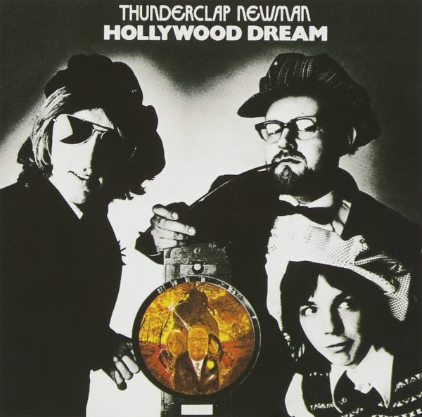 Thunderclap Newman Hollywood Dream cover art