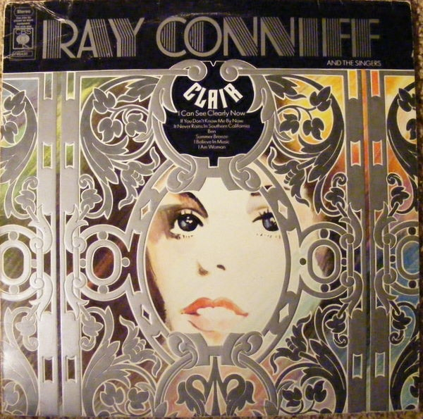 Ray Conniff I Can See Clearly Now cover art