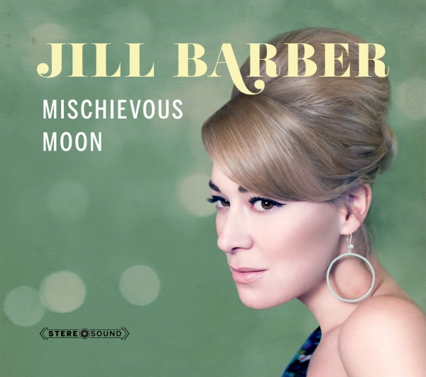 Jill Barber Mischievous Moon cover art