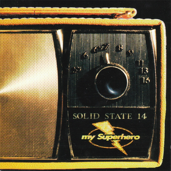 My Superhero Solid State 14 cover art